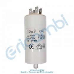 Condensatore 10µF