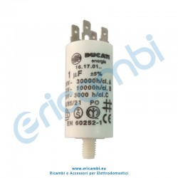 Condensatore 1µF