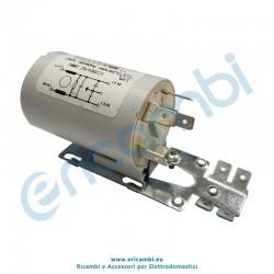 Filtro antidisturbo 2x0.47 uF - 2x1 mH