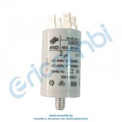 Condensatore 2µF