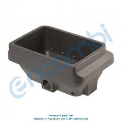 Braciere larghezza bocca 142x84 mm