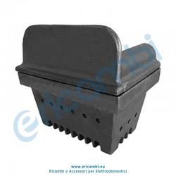 Braciere larghezza bocca 151x125 mm