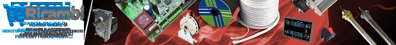 Vendita online di ricambi e accessori per stufe a pellet e caldaie a biomassa
